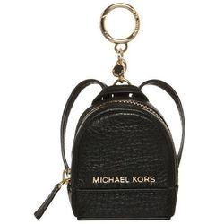 MICHAEL Michael Kors RHEA Breloczek black