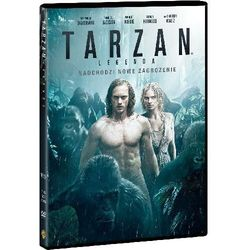 Tarzan: Legenda (DVD) - David Yates