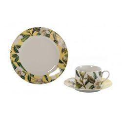 Zestaw herbaciany z porcelany BOTANIQUE