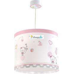 Dalber 62492 - Lampa wisząca dziecięca LILY & MOON 1xE27/60W/230V