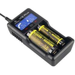 ładowarka do akumulatorów cylindrycznych Li-ion 18650 Xtar VC2 PLUS