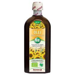 Olej słonecznikowy BIO 500ml - 500ml