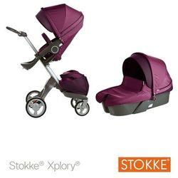 Stokke ® Xplory Głęboko-Spacerowy Purple