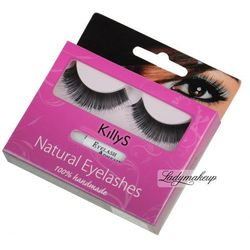 KillyS - Inter-Vion - Natural Eyelashes - Sztuczne rzęsy z klejem - 963941