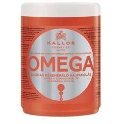 Kallos KJMN Omega Maska z kwasami tłuszczowymi i olejek makadamia 1000 ml