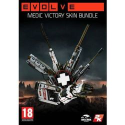 Evolve Medic Victory Skin Pack (PC)