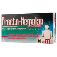 PROCTO-HEMOLAN 10 czopków