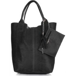 db4df5217df99 vagabond leather bag n23 czarne w kategorii Torebki - porównaj zanim ...