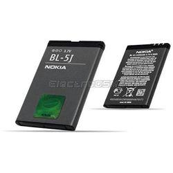 Bateria Nokia 5800 5230 X6 Oryginalna BL-5J