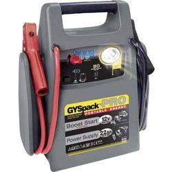 Urządzenie rozruchowe GYS GYSPACK PRO 026155, Prąd rozruchowy (12V)=600 A
