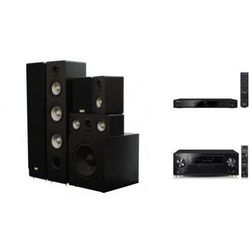 PIONEER VSX-1130 + BDP-170 + TAGA TAV-406 + TSW-90 - Kino domowe - Autoryzowany sprzedawca