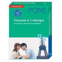 Francuski w 3 miesiące. Kurs językowy z nagraniami dla początkujących, Lektorklett + 4 CD