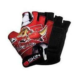 Rękawiczki rowerowe dziecięce B-Skin DINOZINIO