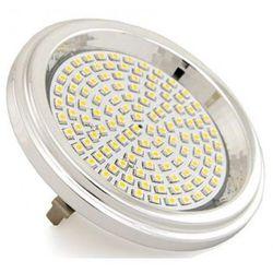 Superled Żarówka LED AR111 G53 LED SMD 6W (55W) 540lm 12V barwa ciepła 3159