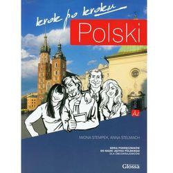 Polski krok po kroku A2 z płytą CD (opr. miękka)
