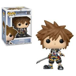 Funko POP Disney: Kingdom Hearts Series 2 Sora 331 Vinyl Figure