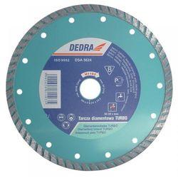 Tarcza do cięcia DEDRA H1099 110 x 22.2 diamentowa turbo