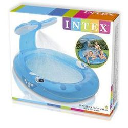 INTEX Basen dmuchany Wieloryb