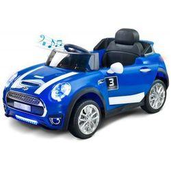 Toyz Maxi Samochód na akumulator dziecięcy blue nowość