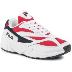 Sneakersy FILA 94 Low Wmn 1010291.150 WhiteFila NavyFila Red