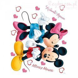 Naklejki Duża Naklejka Myszka Mini Love Miki