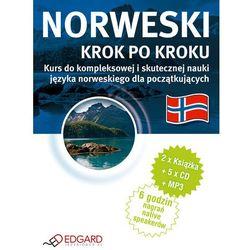 Norweski Krok Po Kroku (2 Książki + 5 Cd + Mp3) (opr. twarda)