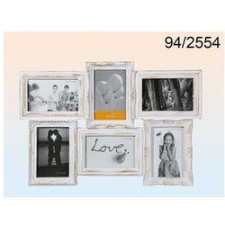 Ramka antyk na 6 zdjęć