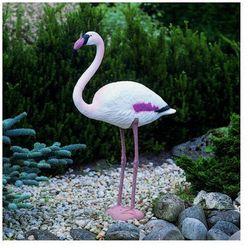 Plastikowa ozdoba do ogrodowego oczka wodnego – flaming Ubbink Zapisz się do naszego Newslettera i odbierz voucher 20 PLN na zakupy w VidaXL!
