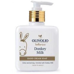 Olivolio Donkey Milk Hand Cream Soap - Mydło w płynie z oślim mlekiem 300ml olivolio (-12%)