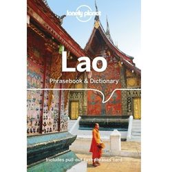 Lonely Planet Lao Phrasebook & Dictionary Lonely Planet