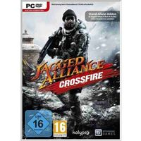 Jagged Alliance Crossfire (PC)