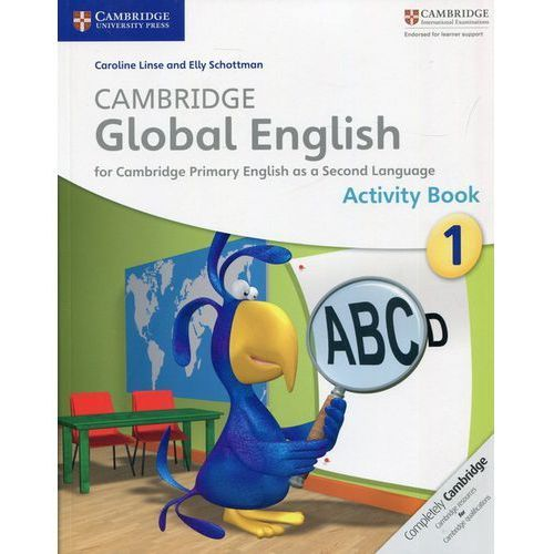 CAMBRIDGE GLOBAL ENGLISH STAGE 1 ACTIVIT (opr. miękka)