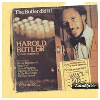 Butler & Four Corners, Harold - Butler Did It !, The