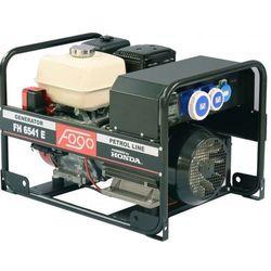 Agregat prądotwórczy Fogo FH 6540, Model - FH 6540E