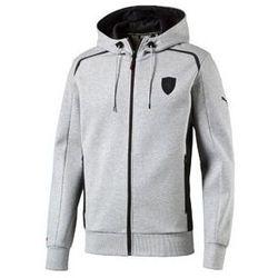 Bluza Puma Ferrari Hooded Sweat Jacket grey 2016