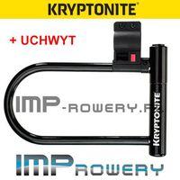 Zapięcie KRYPTONITE KEEPER 12 U-LOCK + uchwyt