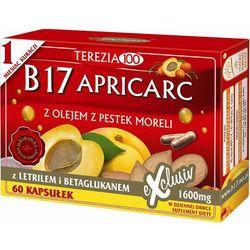 Witamina B17 Apricarc 60 kapsułek