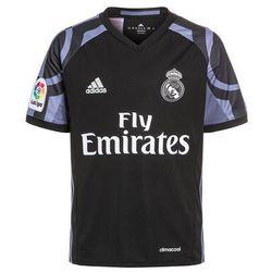 adidas Performance REAL MADRID Koszulka sportowa black/super purple