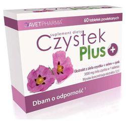 Czystek Plus x 60 tabletek
