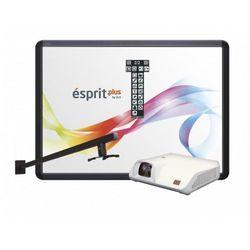 Zestaw interaktywny ESPRIT Plus PRO WALL + druga tablica gratis - Promocja ISP2016