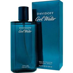 Davidoff Cool Water EDT Men - woda toaletowa 125ml