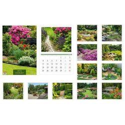 Kalendarz 2016 13 planszowy A3 Ogrody