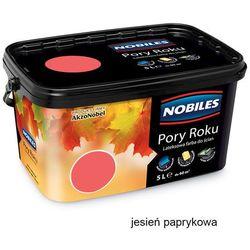 Farba Pory Roku Nobiles Jesień Paprykowa 5L