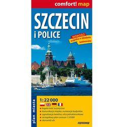 SZCZECIN I POLICE. PLAN MIASTA (opr. miękka)