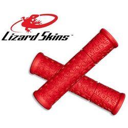 LZS-MOADS500 Chwyty kierownicy LIZARDSKINS MOAB SC 31,5x130 mm, czerwone