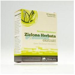 Olimp Zielona Herbata ekstrakt 60kapsułek