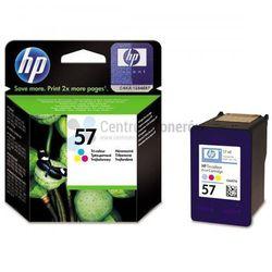 HP oryginalny ink C6657AE#301, No.57, color, 500s, 17ml, blistr, HP DeskJet 450, 5652, 5150, 5850, psc-7150, OJ-6110