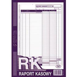 Raport kasowy Michalczyk&Prokop 410-1 - A4 (oryginał+kopia)