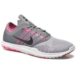 Buty sportowe Nike Wmns Nike Flex Adapt Tr Damskie Szary 100 dni na zwrot lub wymianę