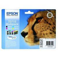 Zestaw tuszy Epson C13T07154010 CMYK